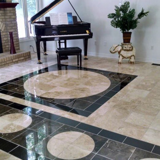 Custom Tile Work in comstock park, grand rapids, mi